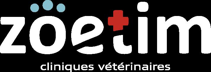 logo de la clinique vétérinaire zoetim